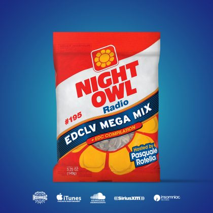 'Night Owl Radio' 195 ft. EDC Las Vegas 2019 Mega-Mix