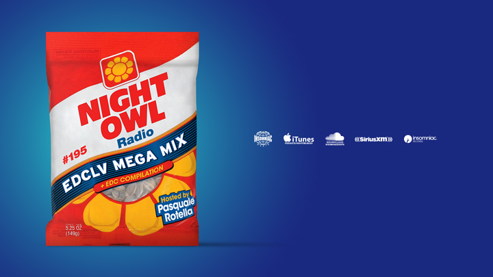 Night Owl Radio' 195 ft  EDC Las Vegas 2019 Mega-Mix | Insomniac