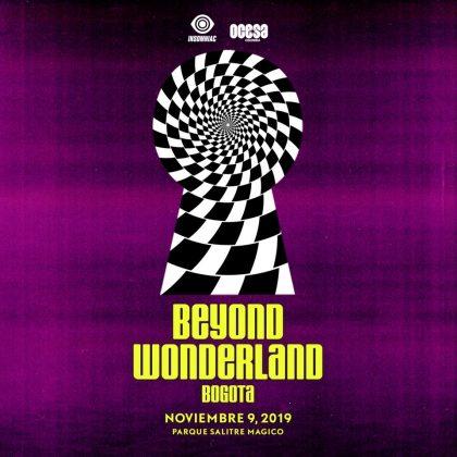 Beyond Wonderland Bogotá 2019