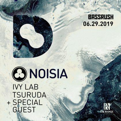 Noisia with Ivy Lab & Tsuruda