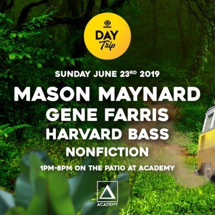 Mason Maynard, Gene Farris & Harvard Bass