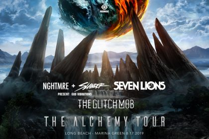 Announcing: The Alchemy Tour with NGHTMRE + SLANDER, Seven Lions, The Glitch Mob