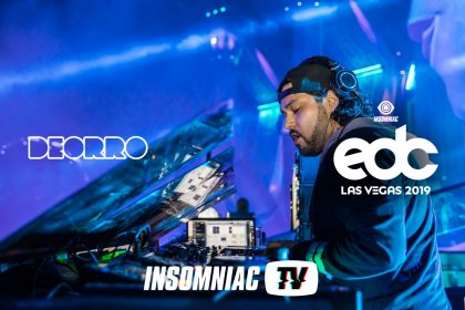 Deorro at EDC Las Vegas 2019