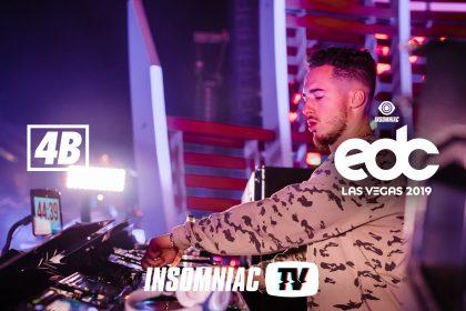 4B at EDC Las Vegas 2019