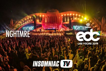 NGHTMRE at EDC Las Vegas 2019