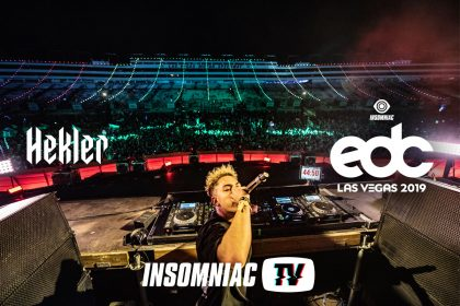 Hekler at EDC Las Vegas 2019