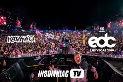 Kayzo at EDC Las Vegas 2019