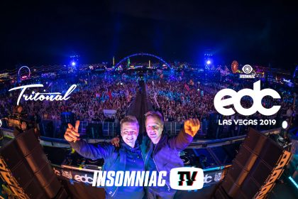 Tritonal at EDC Las Vegas 2019