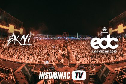 Ekali at EDC Las Vegas 2019