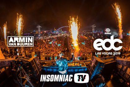 Armin van Buuren at EDC Las Vegas 2019