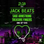 Jack Beats with Sage Armstrong & Treasure Fingers