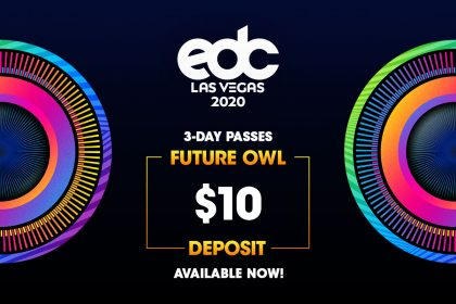 EDC Las Vegas 2020 On Sale Now!