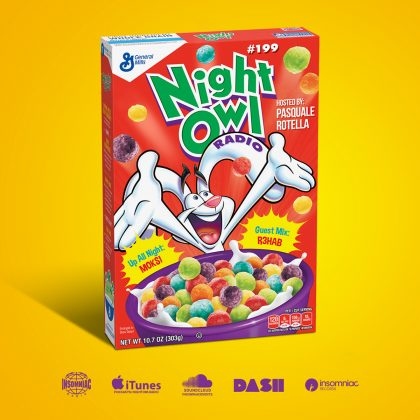 'Night Owl Radio 199' ft. Moksi and R3hab