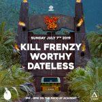 Kill Frenzy with Worthy & Dateless
