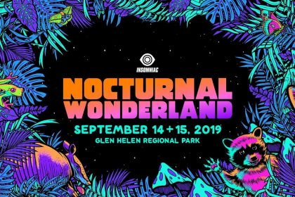 Nocturnal Wonderland 2019 Announcement