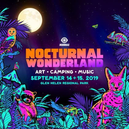 Nocturnal Wonderland 2019