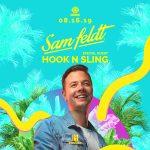 Sam Feldt with Hook N Sling