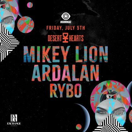 Mikey Lion & Ardalan