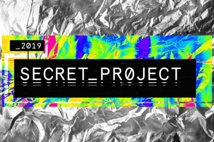 Announcing: Secret Project presented by Factory 93
