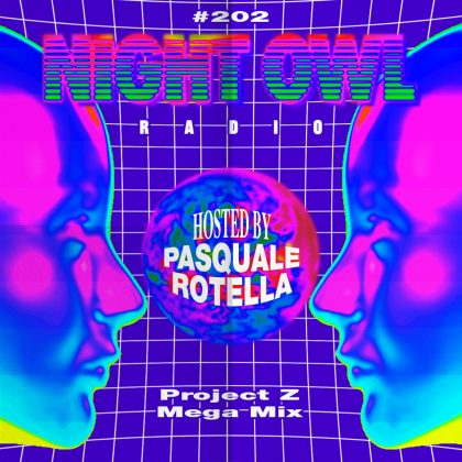 'Night Owl Radio' 202 ft. Project:Z 2019 Mega-Mix