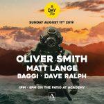 Oliver Smith with Matt Lange