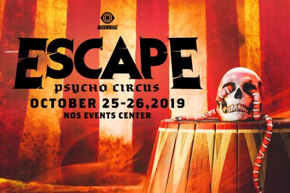 Escape: Psycho Circus 2019 on Sale Now!