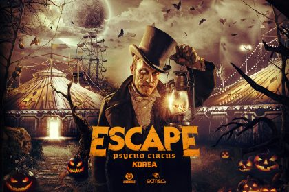 Escape: Psycho Circus Korea 2019 Announcement