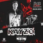 Kayzo presents Welcome Records Takeover