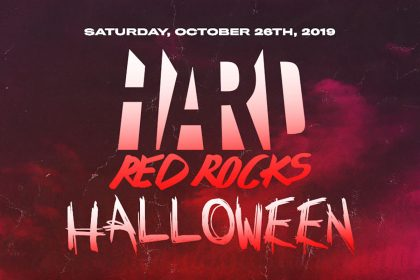 Announcing: HARD Red Rocks Halloween