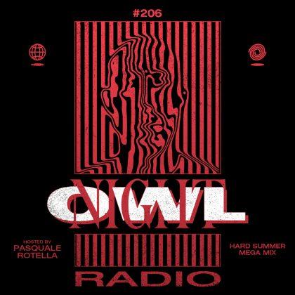 'Night Owl Radio' 206 ft. HARD Summer 2019 Mega-Mix