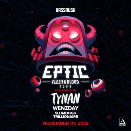 Eptic with Tynan