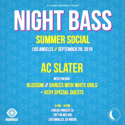 Night Bass Summer Social