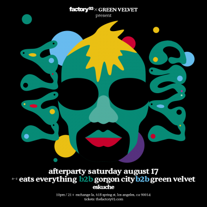 Green Velvet presents La La Land Afterparty