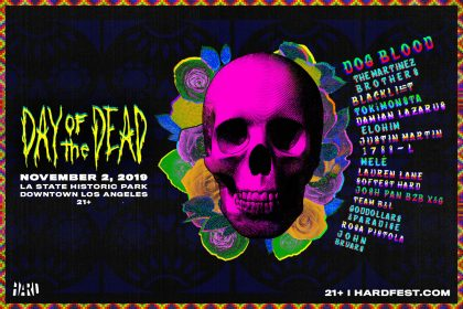 Announcing: HARD Day of the Dead 2019