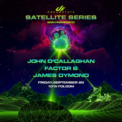 John O'Callaghan, Factor B & James Dymond