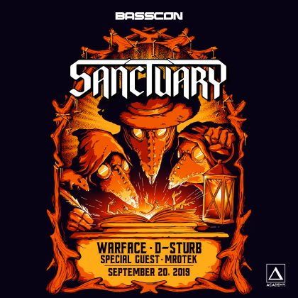 Sanctuary: Warface & D-Sturb