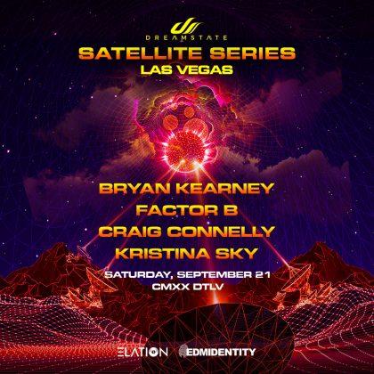 Bryan Kearney, Factor B, Craig Connelly & Kristina Sky
