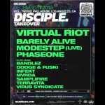 Disciple Takeover