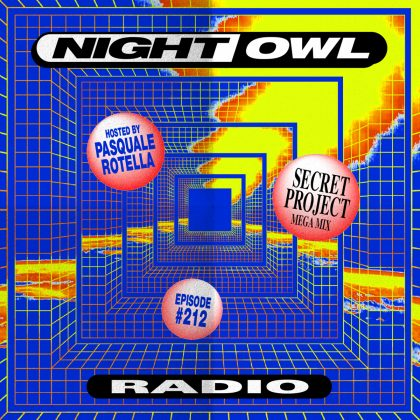 'Night Owl Radio' 212 ft. Secret Project Festival 2019 Mega-Mix