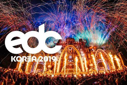 EDC Korea 2019 Thank You
