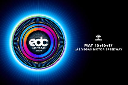 Announcing: EDC Las Vegas 2020