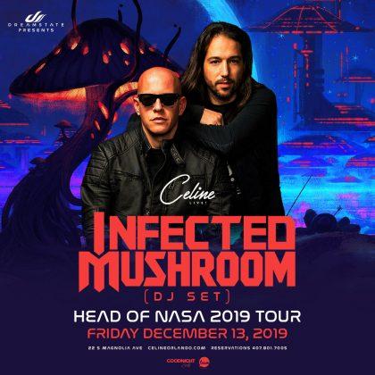 Infected Mushroom (DJ Set)