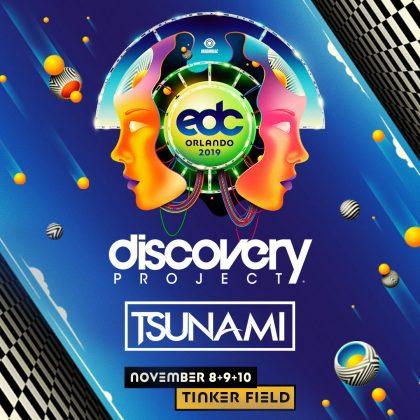 EDC Orlando 2019: DJ / Producer