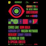 Gorgon City, Chris Lake & More