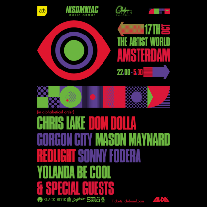 Gorgon City, Chris Lake & More