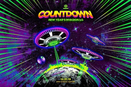 Countdown 2019: New Year's Invasion 2.0