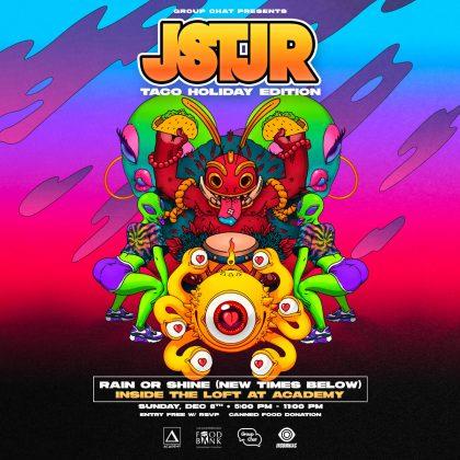 JSTJR's Taco Holiday Edition