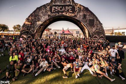 Escape: Psycho Circus 2019 Headliners
