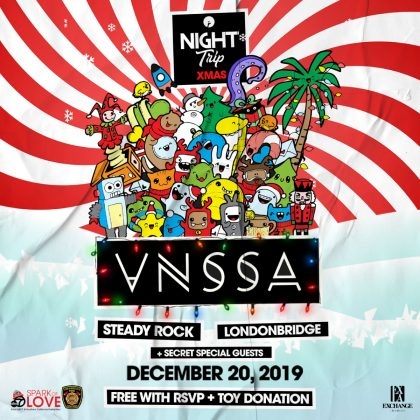 Night Trip Xmas ft. VNSSA