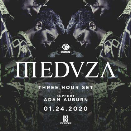Meduza (3 Hour Set)